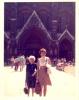 Vera with mam