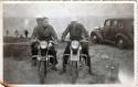 George and bikes