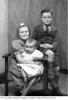 1945-ann-billy-kathleen
