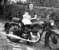 1950 Doris and John Robinson
