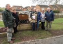 Trimdon Foundry Pit Tub Unveiling