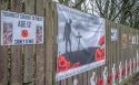 Remembrance display 7
