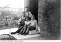1938 Jim, Harry, John and Ellen