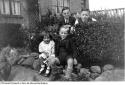 1938 Jim, John, Harry and Ellen
