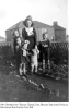 1940 Hannah, Joyce, John, Ellen and Paul