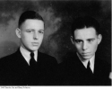 1944 Jim and Harry