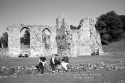 2003 Trimdon Walkers Easby Abbey 005