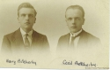 Harry and Cecil Botcherby